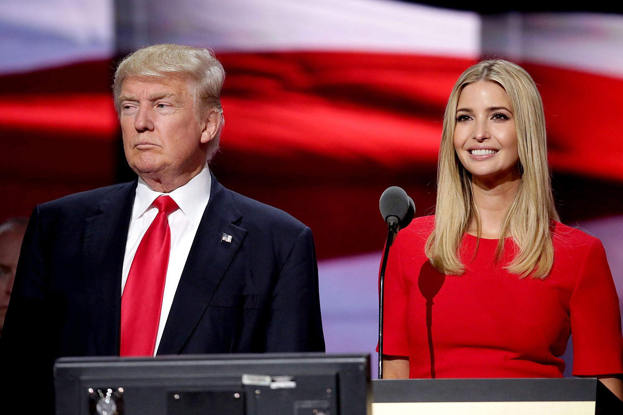 Donald Trump Mistakenly Tweets to the Wrong Ivanka — and Receives a Stinging Response