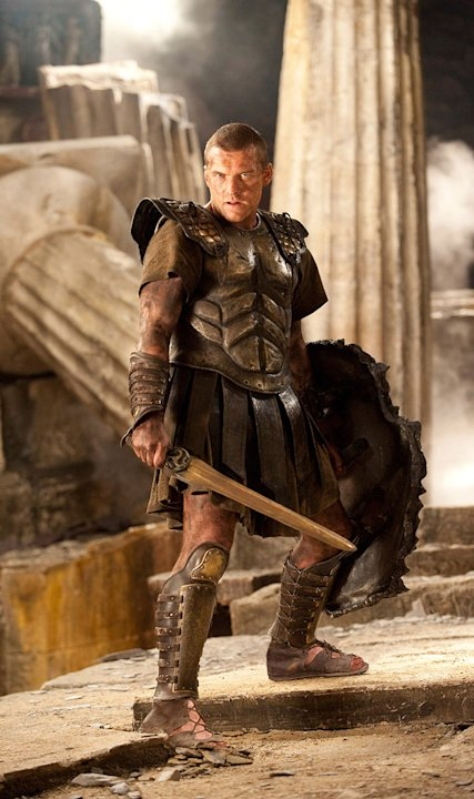 Clash of the Titans Warner Bros. Pictures 2010 Sam Worthington