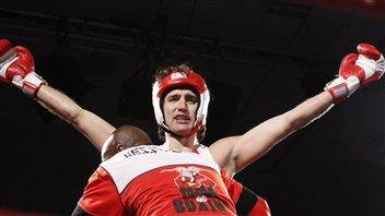 ral MP Justin Trudeau defeated Conservative Senator Patrick Brazeau in a charity boxing match