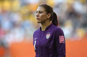 Former U.S. assistant coach remains quiet on Hope Solo's claim that he witnessed shoving incident