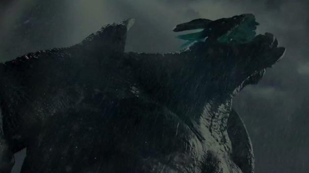 'Pacific Rim' TV Spot − Is The Monster Lame Or What?