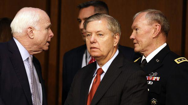 Obama Would Like McCain and Graham to Go to Egypt