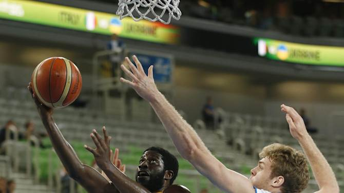 Lithuania beats Croatia to reach Euro champs final