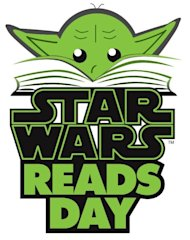 Yoda, wizened Jedi Master -- obviously a fan of reading