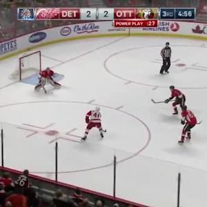 Craig Anderson Save on Luke Glendening (15:06/3rd)