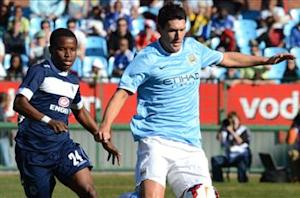Pellegrini: Barry's future at Manchester City in his own hands