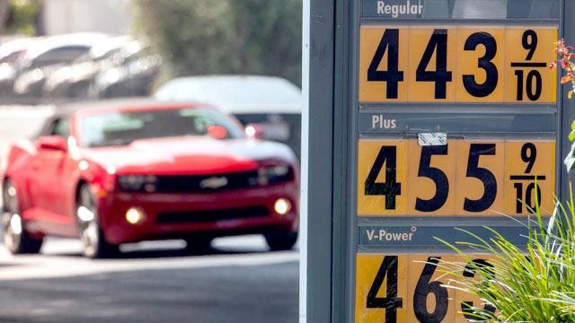 Some Gas Stations Close as Prices Soar
