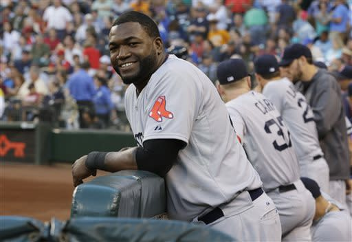 Red Sox hit 5 homers to rally past Mariners 11-8
