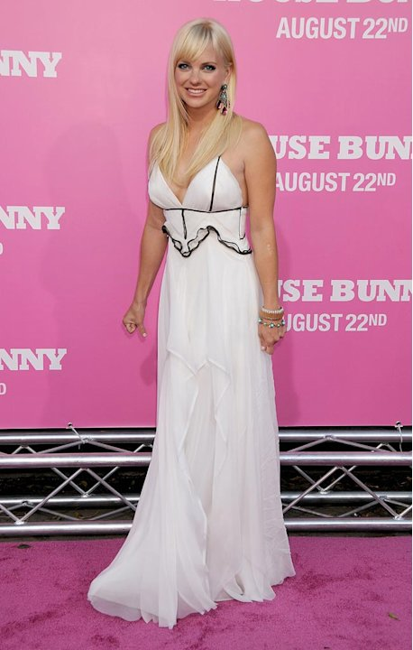 House Bunny LA Premiere 2008 Anna Faris