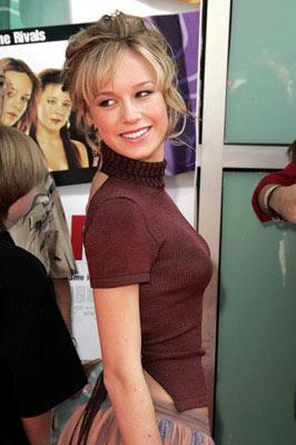 Premiere: Brie Larson at the Hollywood premiere of MGM's Sleepover - 6/27/2004