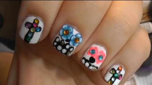 Fun nail designs