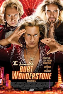 Poster of The Incredible Burt Wonderstone