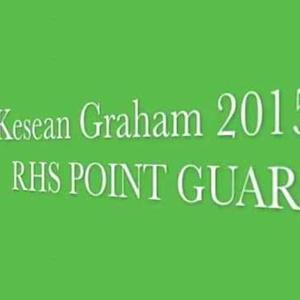 Kesean Graham Rodriguez High School 2015 PG #3