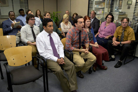 'The Office' Season 9 premiere 'New Guys' recap: Restoring balance with a new Andy