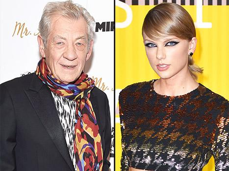 Ian McKellen Turned Down Taylor Swift's 1989 Tour Invitation!