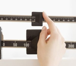 Lose weight the right way by taking it slow