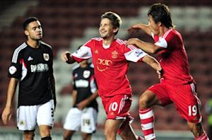 Southampton 2-0 Bristol City: Ramirez stunner puts Saints through