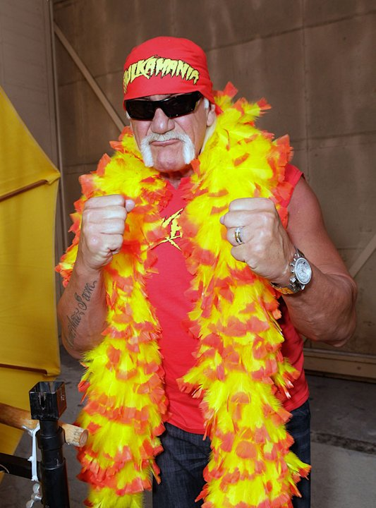 Hulk Hogan B Day