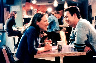 Claire Forlani and Freddie Prinze Jr. in Dimension's Boys and Girls