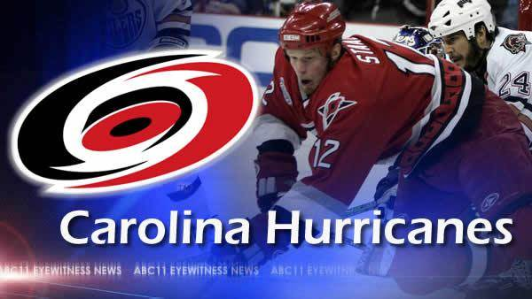 Hurricanes begin camp by signing Hainsey