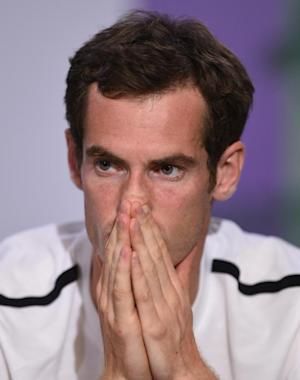 No Wimbledon repeat for Murray, beaten by Dimitrov