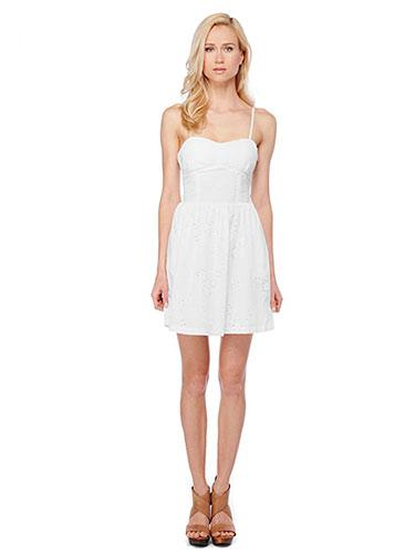 #1. A Little White Dress