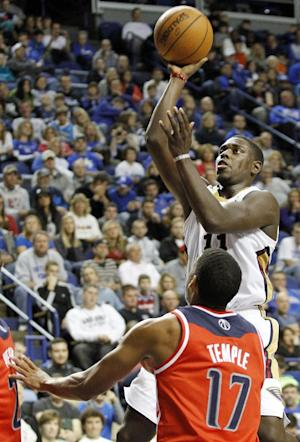 Pelicans aim for new identity: Playoff contender