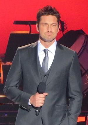 Gerard Butler Admits to Bedding Brandi Glanville -- His Other Conquests