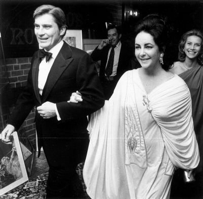 Her big day with John Warner, 1976