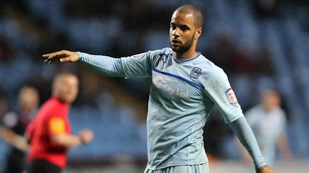 David McGoldrick, Coventry City (PA Photos)