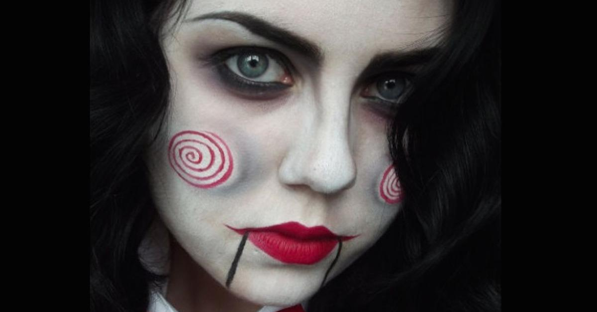 14 Show Stopping Halloween Makeup Ideas