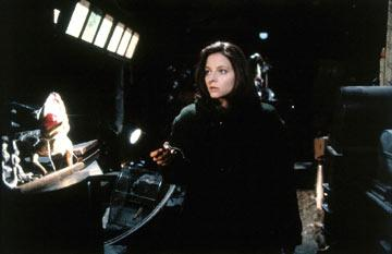 Jodie Foster in MGM's The Silence of the Lambs