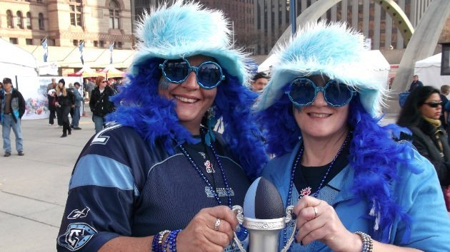 Longtime Argos fans wish they werent alone in Toronto