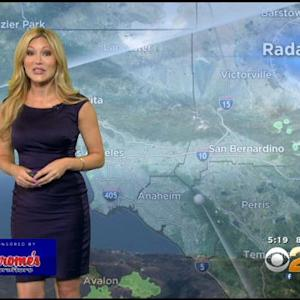 Jackie Johnson's Weather Forecast (July 28)