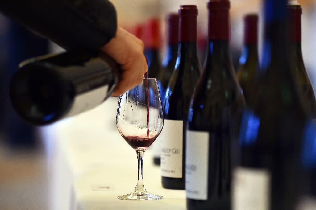 Feeling hangry? It'll soon be wine o'clock