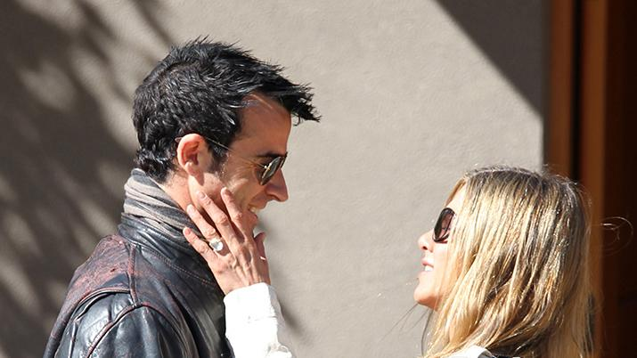 Jennifer Aniston And Justin Theroux Sighting