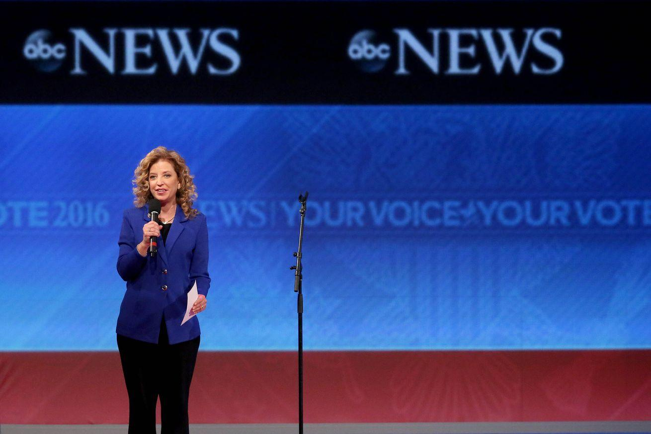 DNC chair jokes about Republicans having a weekend debate — after Democrats did the same