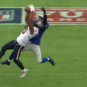 Houston Texans wide receiver DeAndre Hopkins 49-yard catch