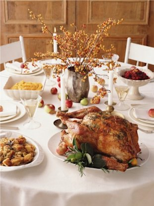 Expert Entertaining Tips for Thanksgiving