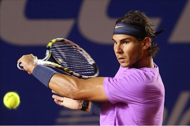 5161769w Abierto Mexicano de Tenis: Nadal, nuevo campen Rafael Nadal Abierto Mexicano de Tenis 
