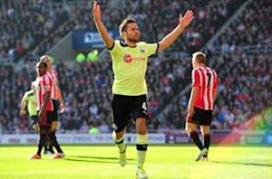 Sunderland 1-1 Newcastle: Late Ba own goal saves home side in derby draw