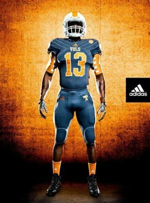 Tennessee gets Smokey new look in alternate uniforms