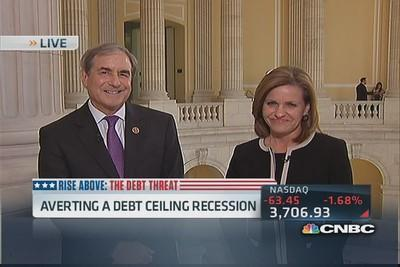 Averting a debt ceiling recession