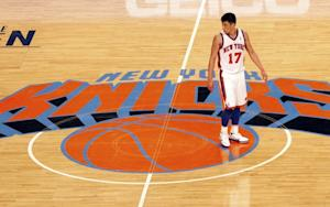Knicks Back on New York TV, Just Lin Time