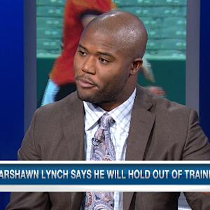Michael Robinson reveals new details on Seattle Seahawks running back Marshawn Lynch holdout