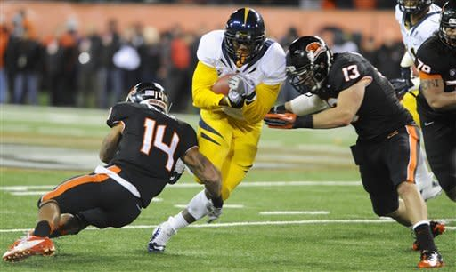 Mannion powers Oregon State past California