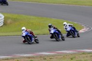 Winners of R15 One Make Race Championship 2011 represented India Yamaha Motor at the Sugo Road Race Series 2012 at Sugo race track, Japan