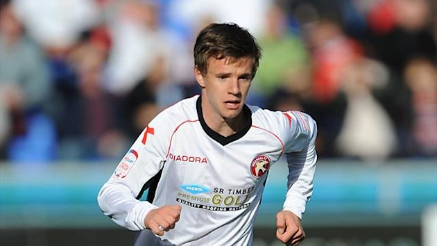 James Baxendale has impressed at Walsall since arriving last summer
