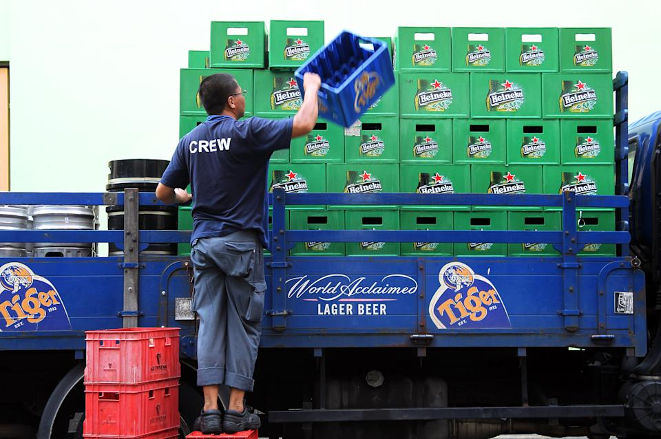 Heineken nets Tiger beer in Asia drive