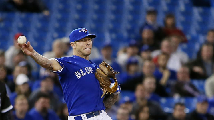 MLB: Chicago White Sox at Toronto Blue Jays